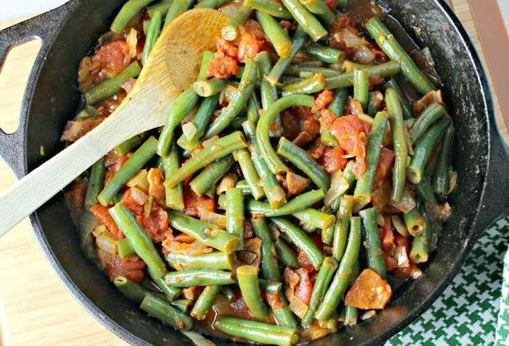 Cooking - Beans Curry