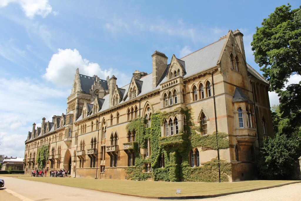 History of University of Oxford, London -